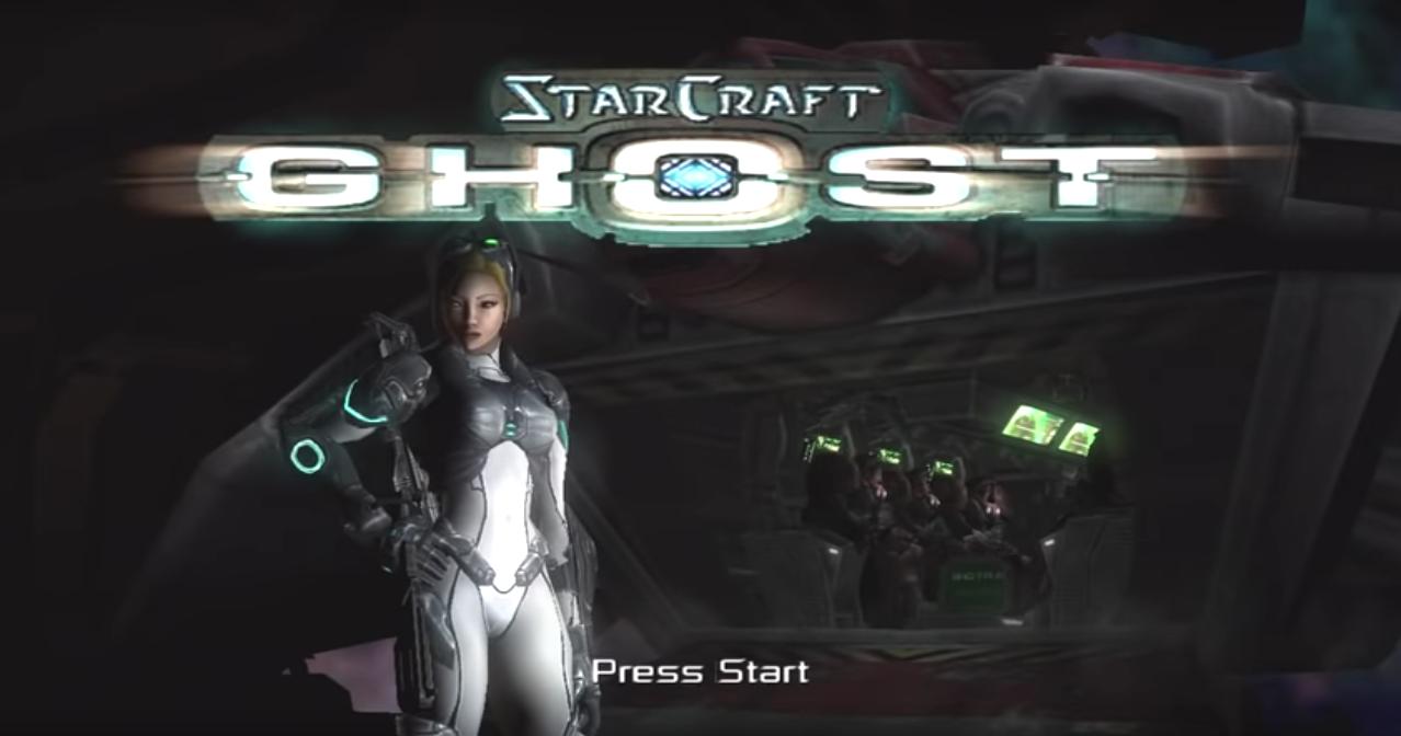 StarCraft Ghost leak