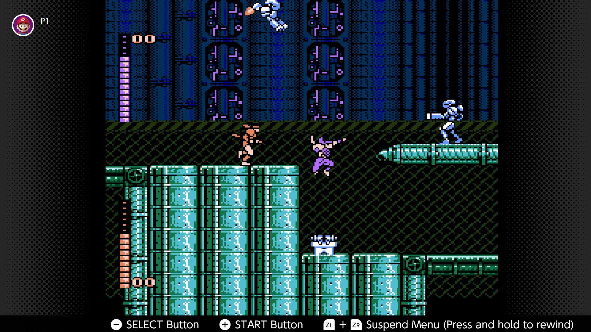 Nintendo Switch Online SNES and NES - Shadow of the Ninja
