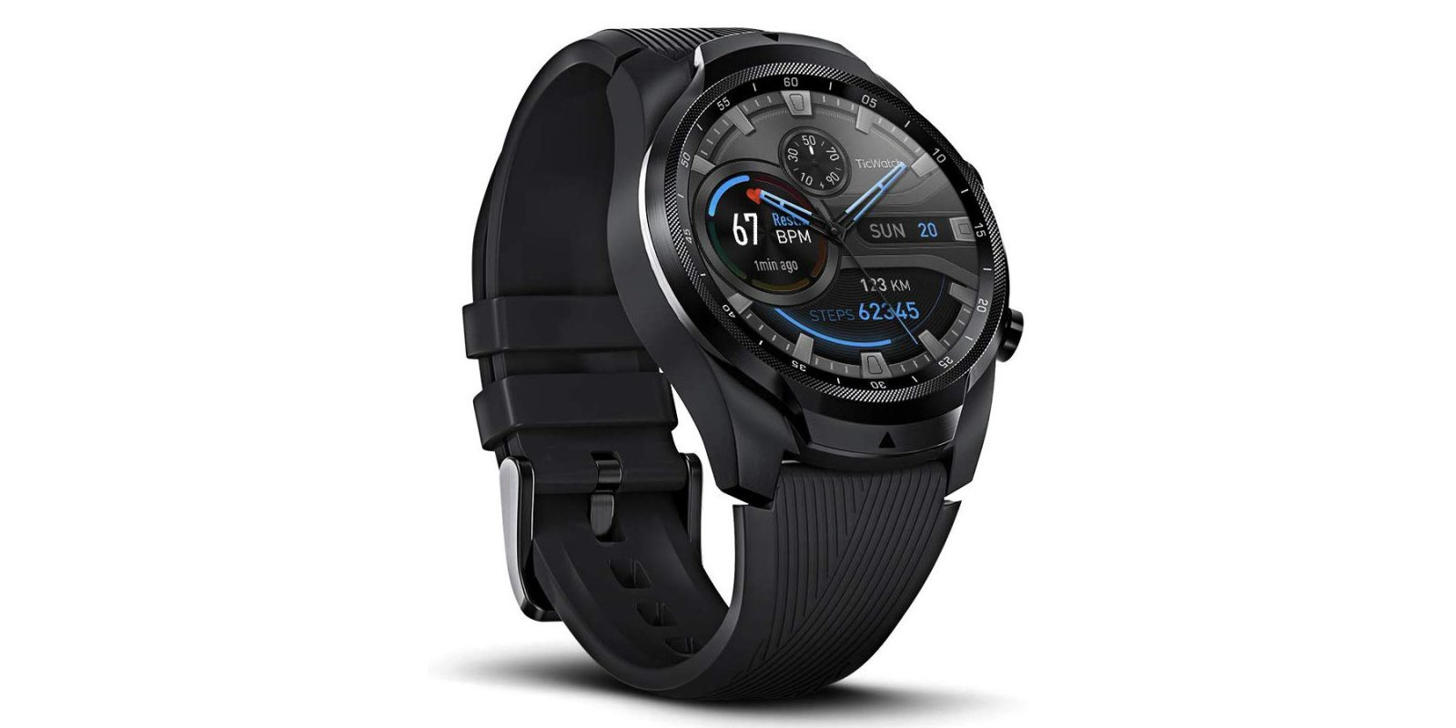 TicWatch Pro 4G with GPS, HRM, more now starting from $218 (Reg. $300)