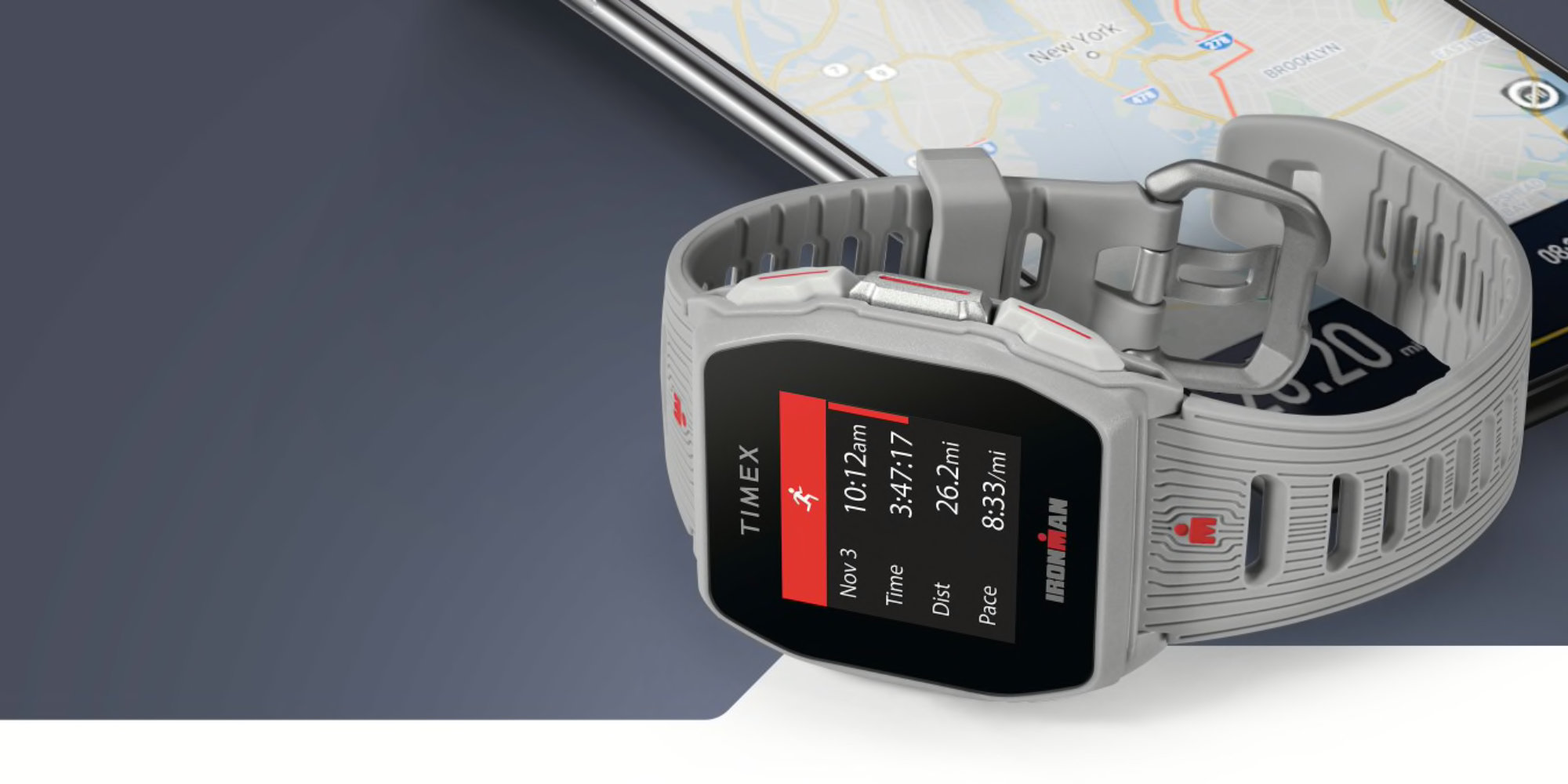 Timex Ironman debuts as the company's first-ever smartwatch - 9to5Toys