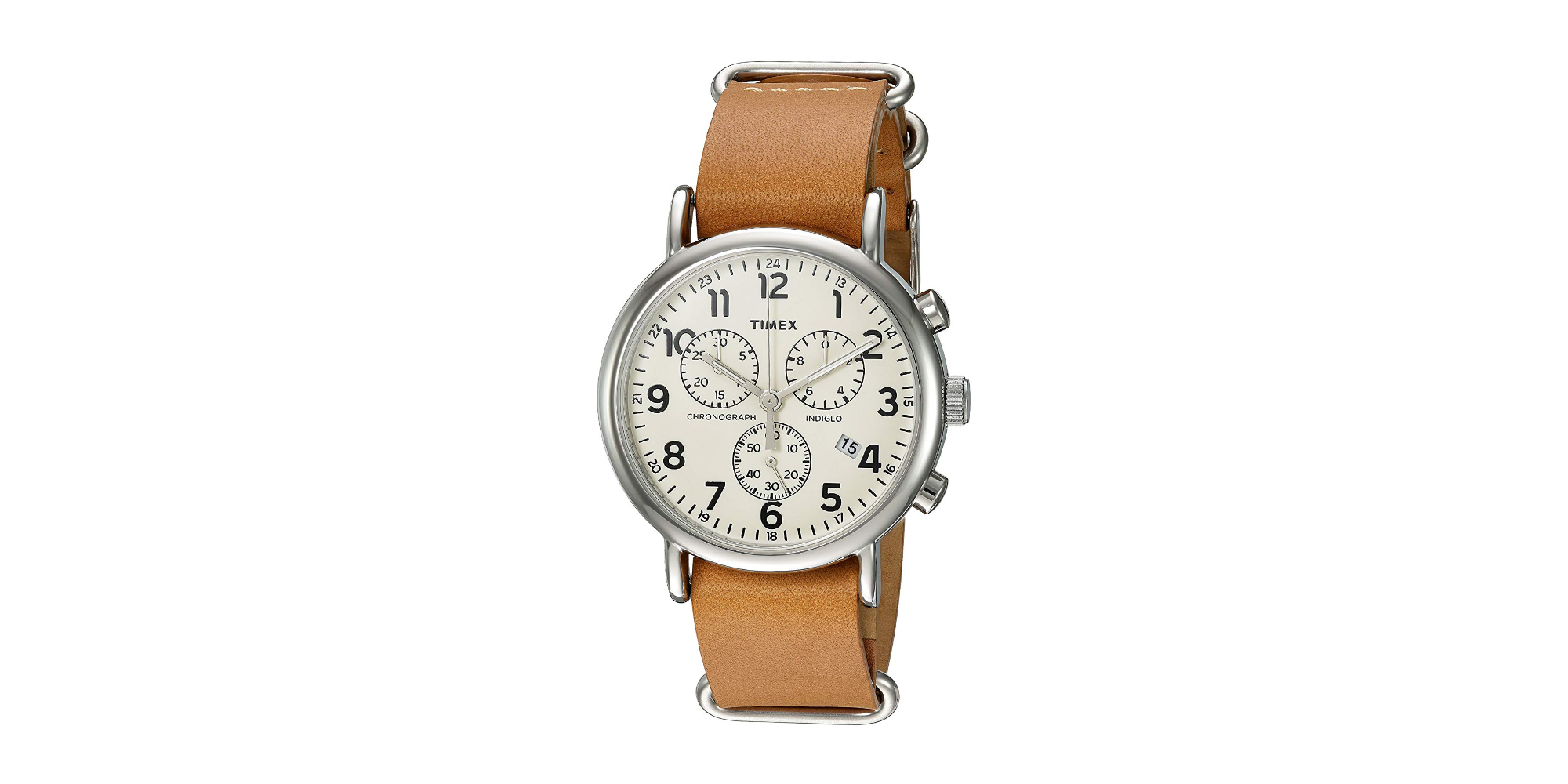 Expand your watch collection with Timex's Unisex Weekender for $41 (Save 30%) - 9to5Toys