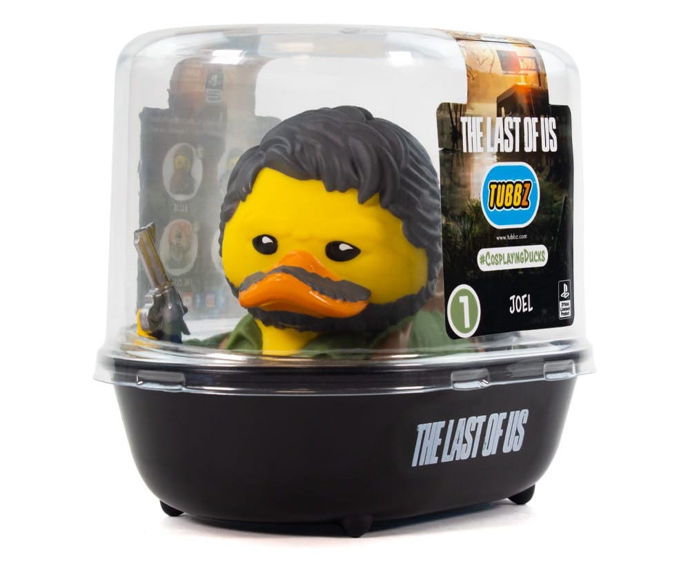 New Tubbz gaming collectibles - Joel