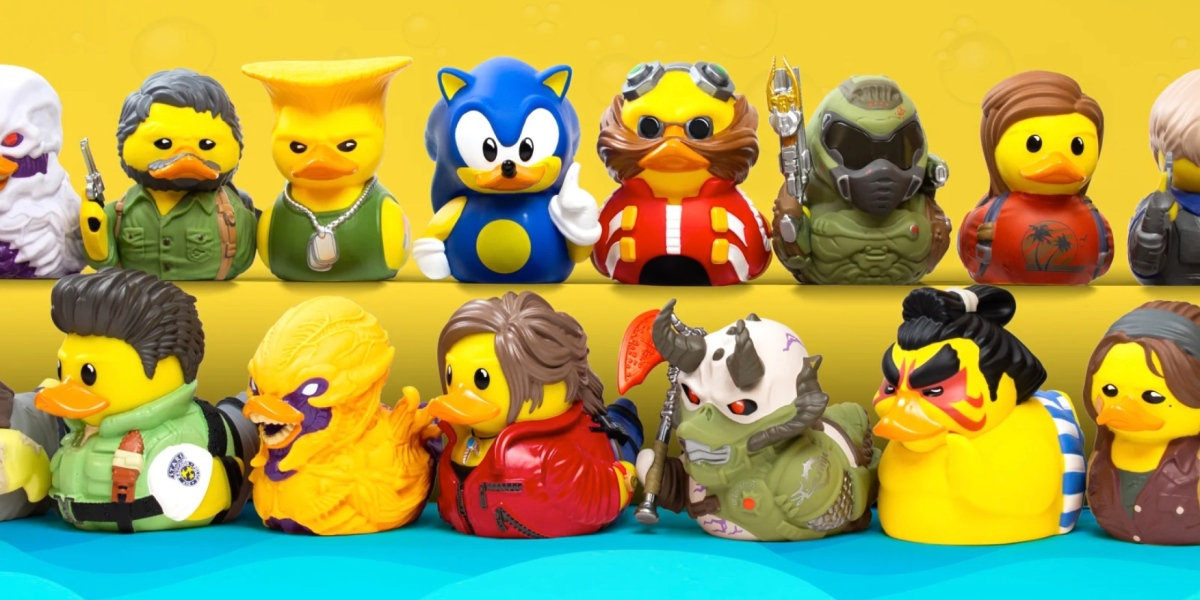 New Tubbz gaming collectibles