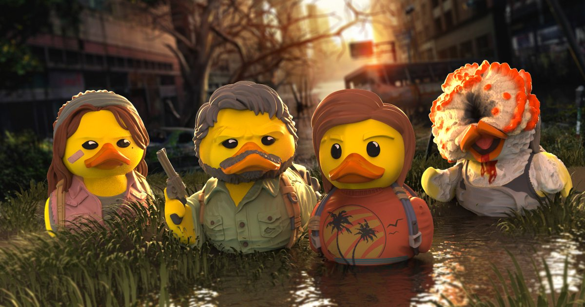 New Tubbz gaming collectibles - The Last of Us
