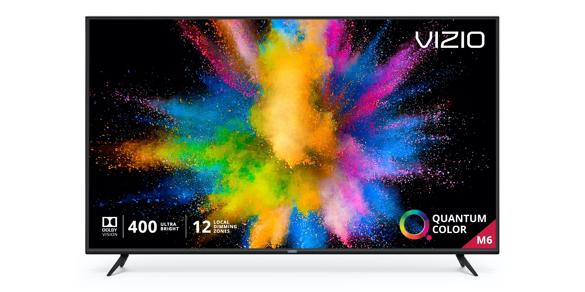 VIZIO's 75-inch 4K HDR TV touts AirPlay 2 and HomeKit at $498 (Reg. $748) - 9to5Toys