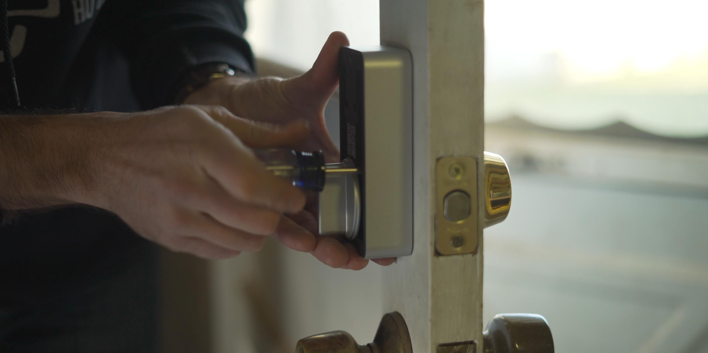 Installing the Wyze Lock