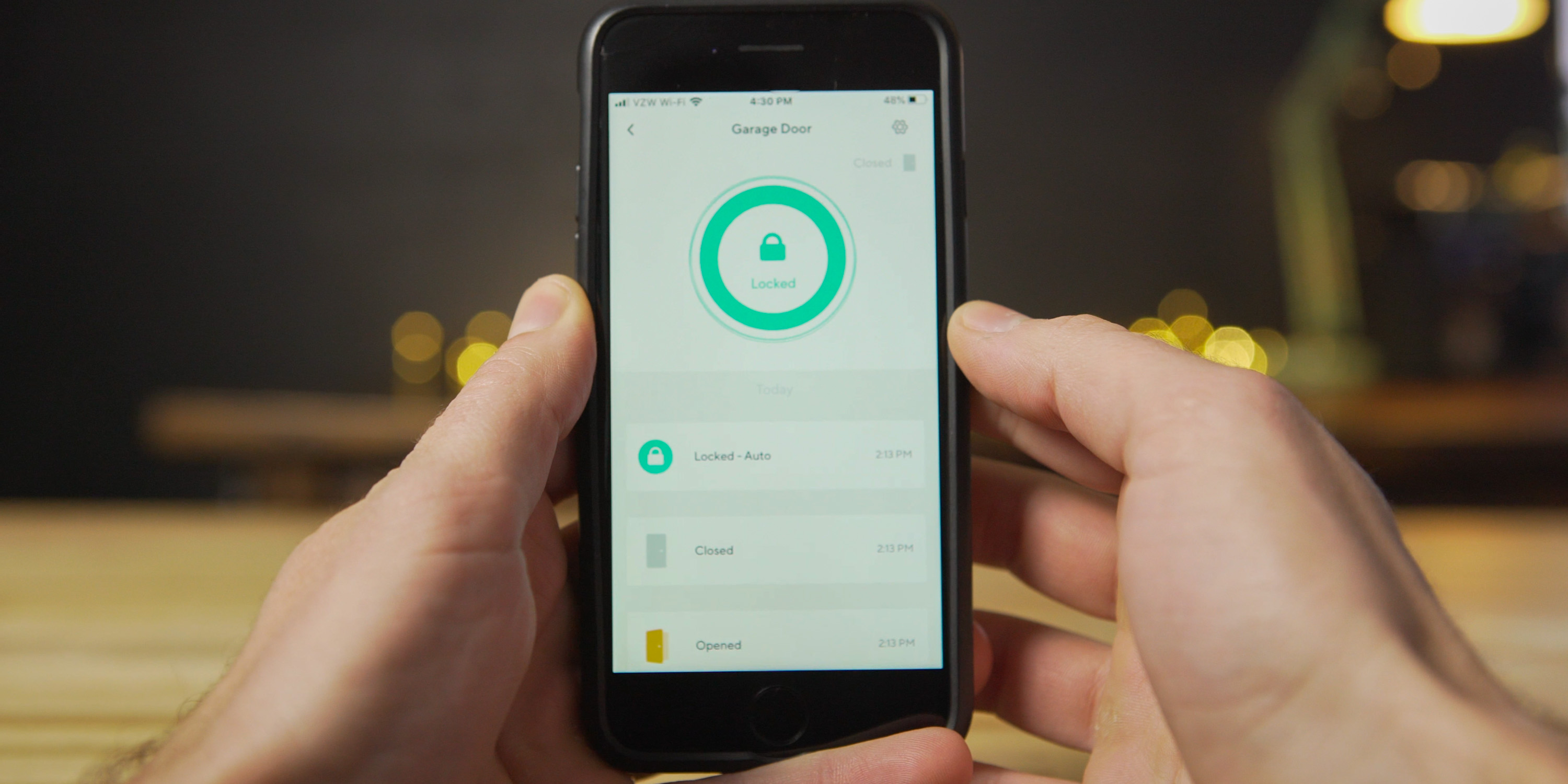 Wyze App for Lock and Keypad