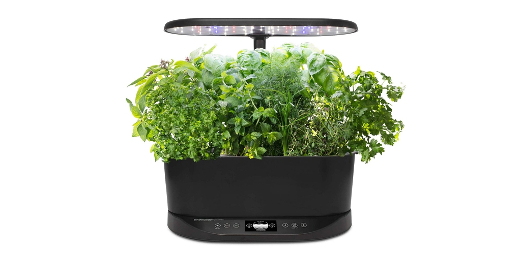 AeroGarden Bounty Basics jumpstarts your spring herbs for $142 (Reg. $250) - 9to5Toys