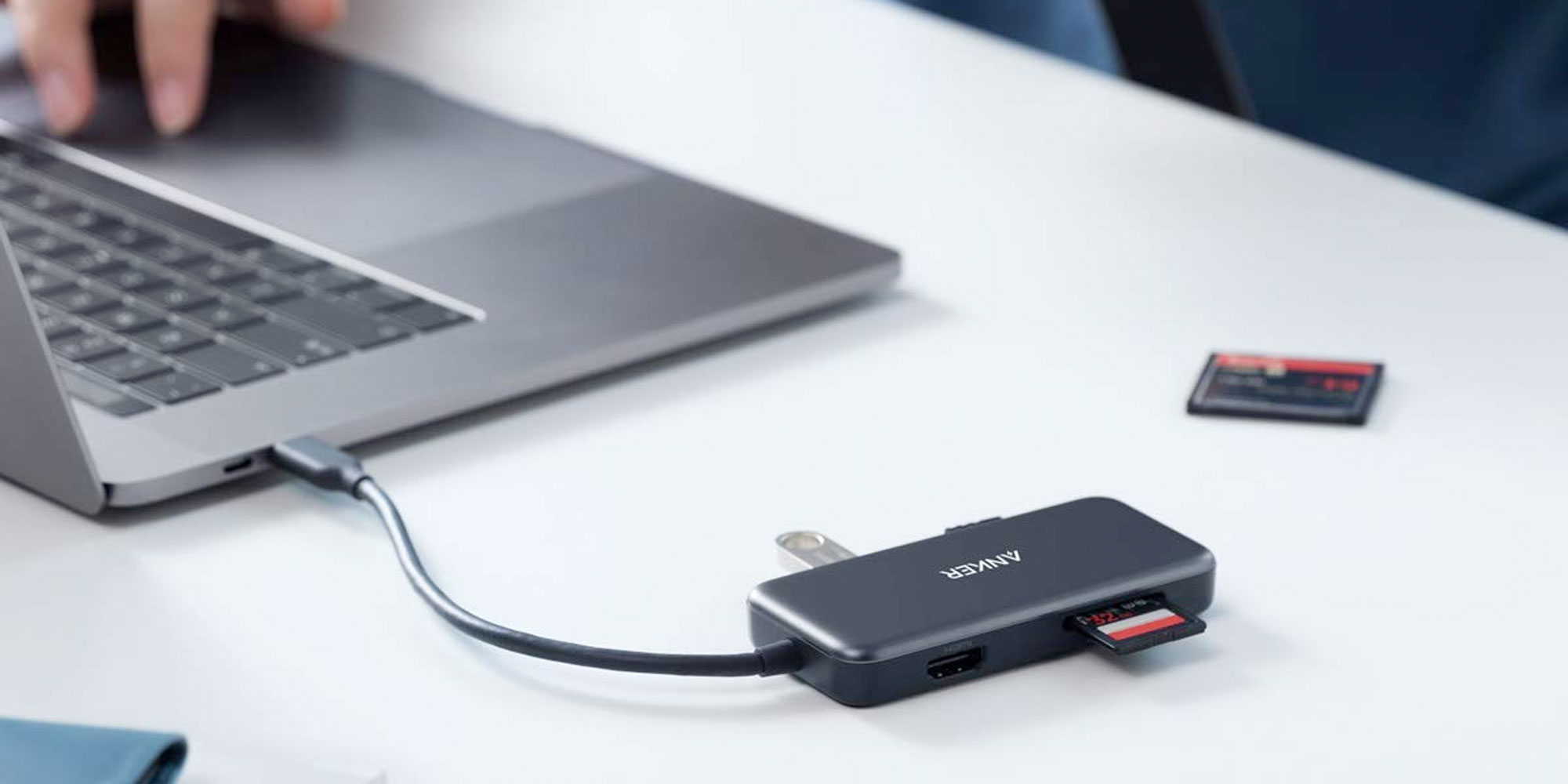 Anker's 5-in-1 USB-C hubs pack Ethernet, HDMI, USB 3.0, and SD from $18 - 9to5Toys