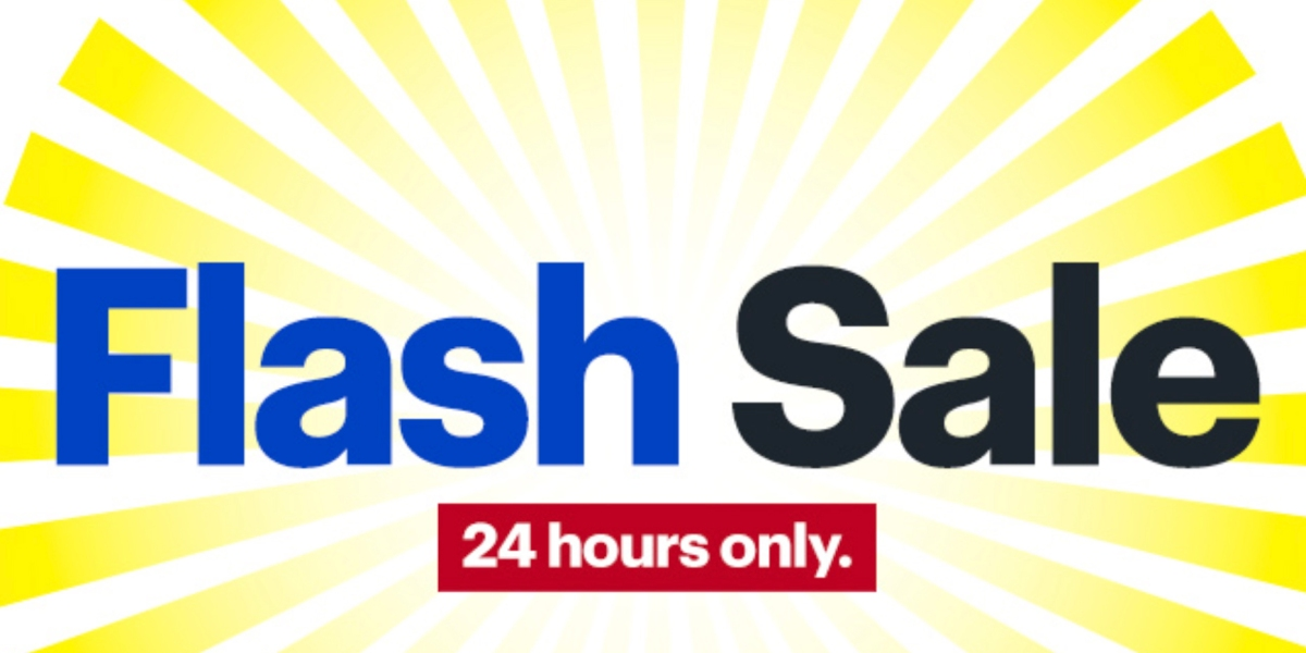Best Buy Flash Sale