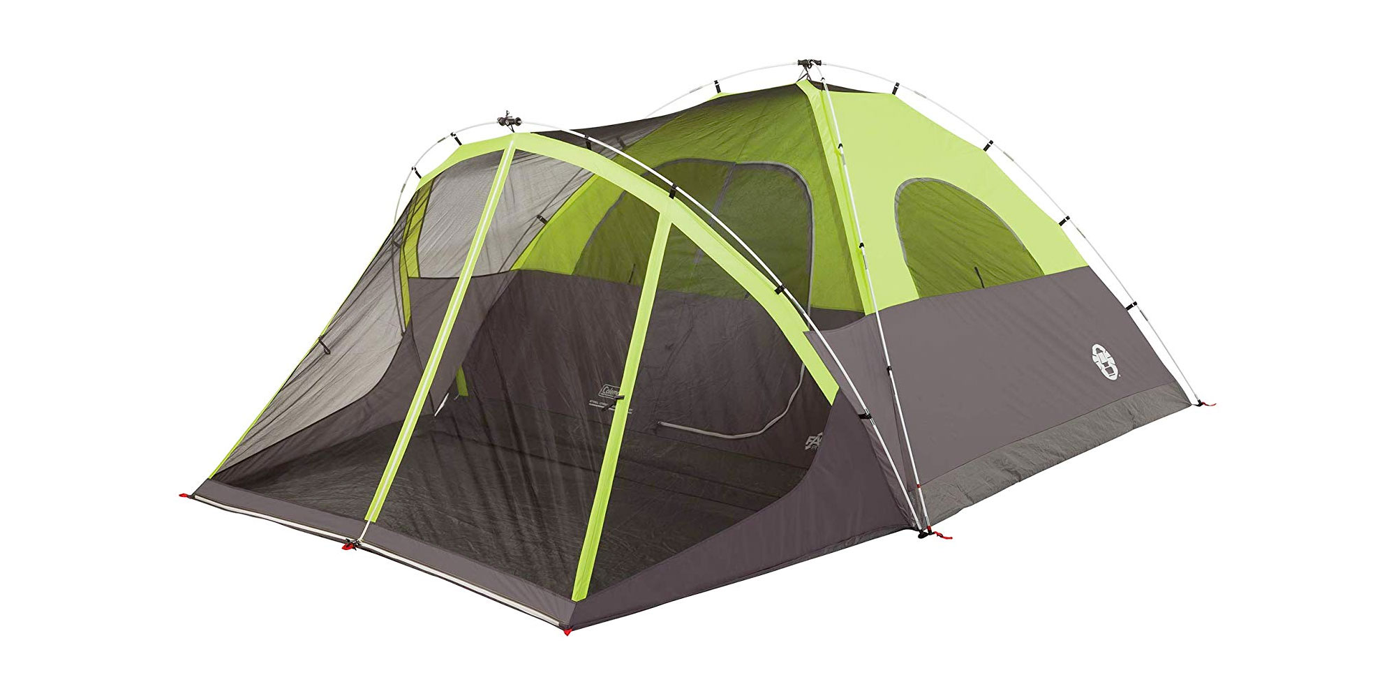 Coleman's dome tent set up in under 10-minutes + sleeps six: $95 (Reg. $120+) - 9to5Toys