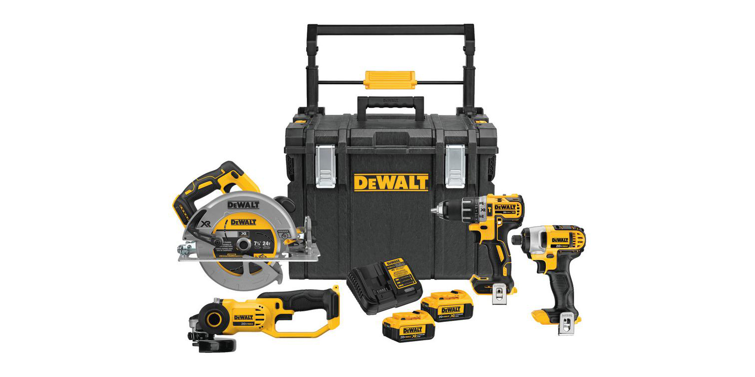 Home Depot's biggest DEWALT tool sale of 2020 so far starts at $14 - 9to5Toys