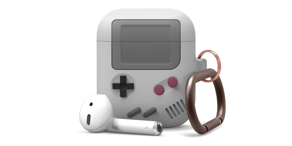elago unveils new AW5 AirPods case with Game Boy stylings - 9to5Toys
