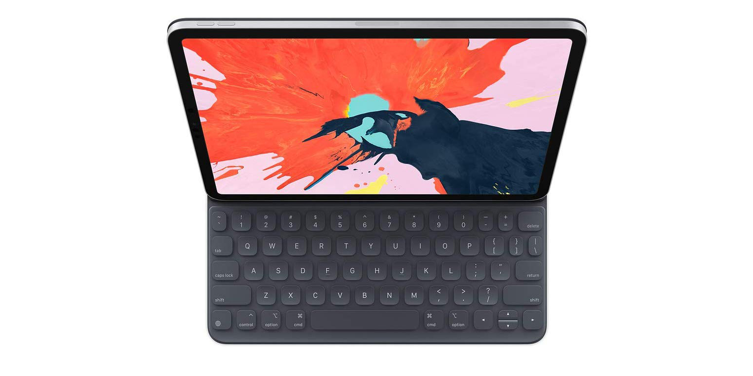 Apple's official 12.9-inch iPad Pro Keyboard Folio hits Amazon low at $170 - 9to5Toys