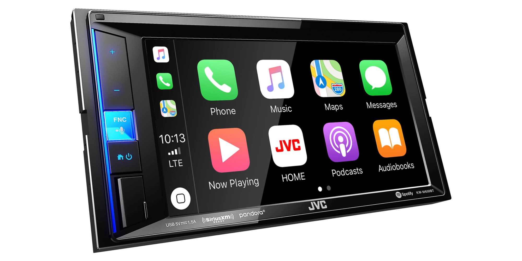 Bring CarPlay to your ride for $250 with JVC's 6.2-inch receiver (Save $100) - 9to5Toys