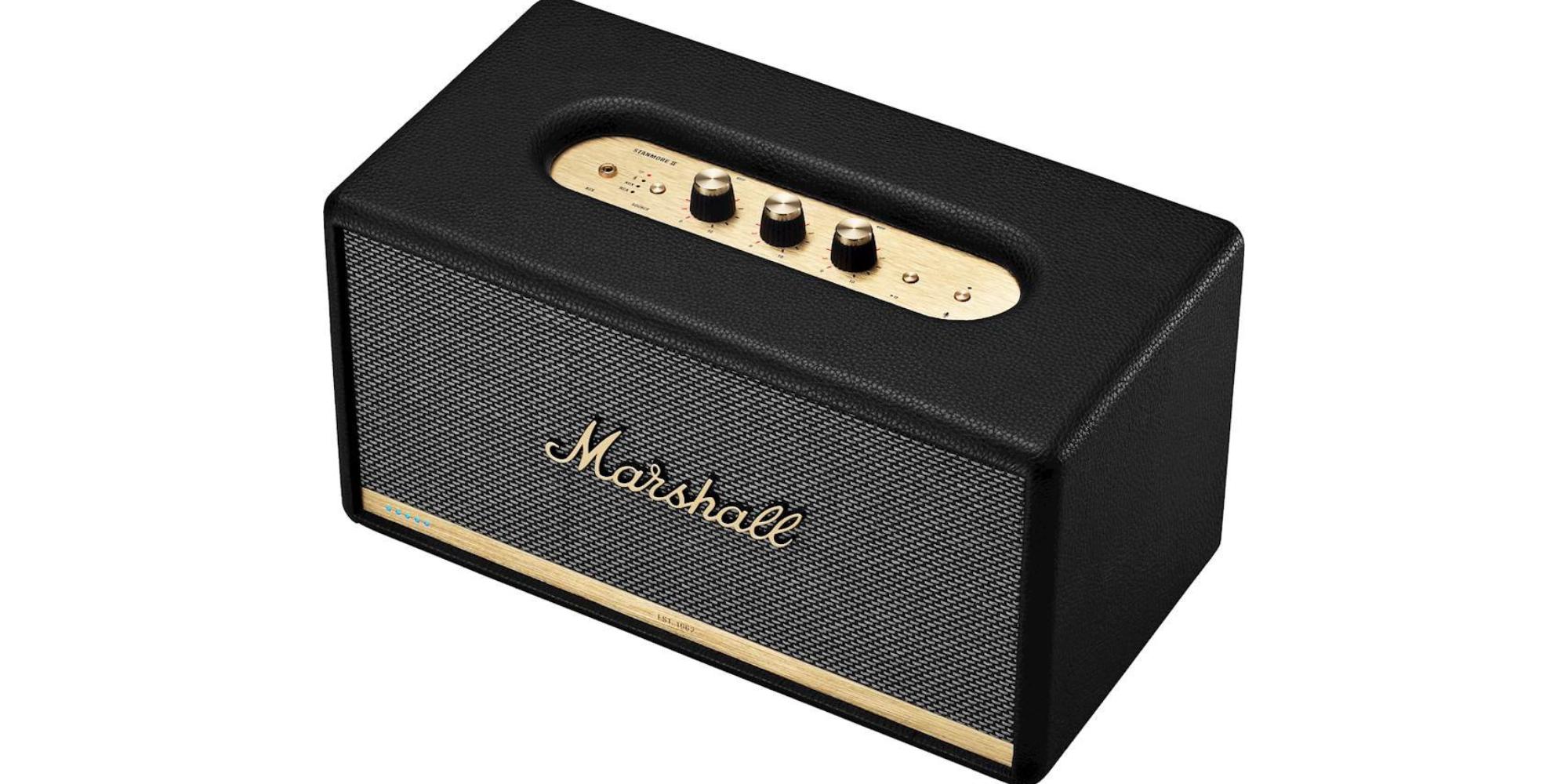 Bundle Marshall's Stanmore Speaker + Major III Headphones at $300 ($520 value) - 9to5Toys
