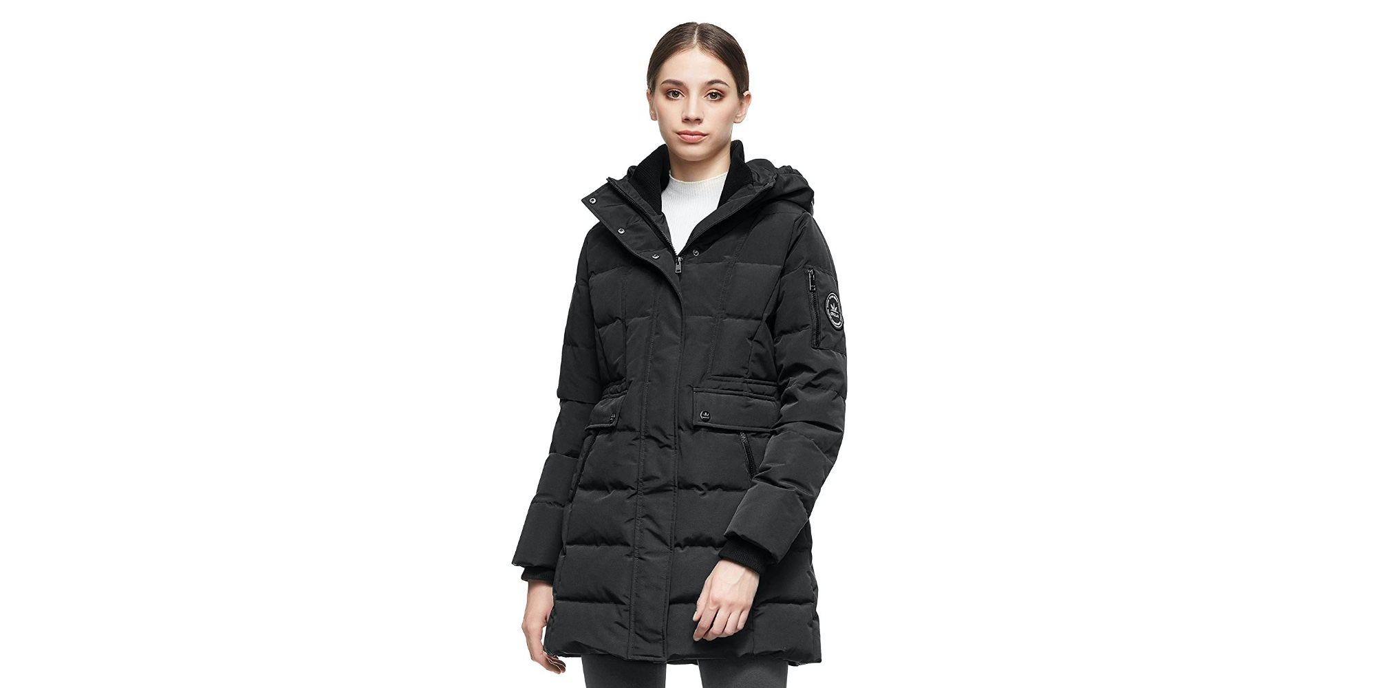 Stay warm this wanter with up to 30% off women's down jackets from under $80 - 9to5Toys