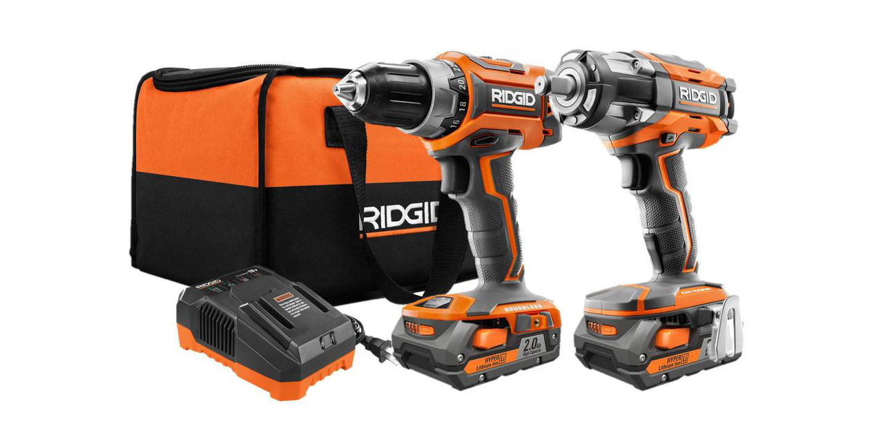 Home Depot 1-day tool sale takes up to 60% off RIDGID, Ryobi, and Makita - 9to5Toys