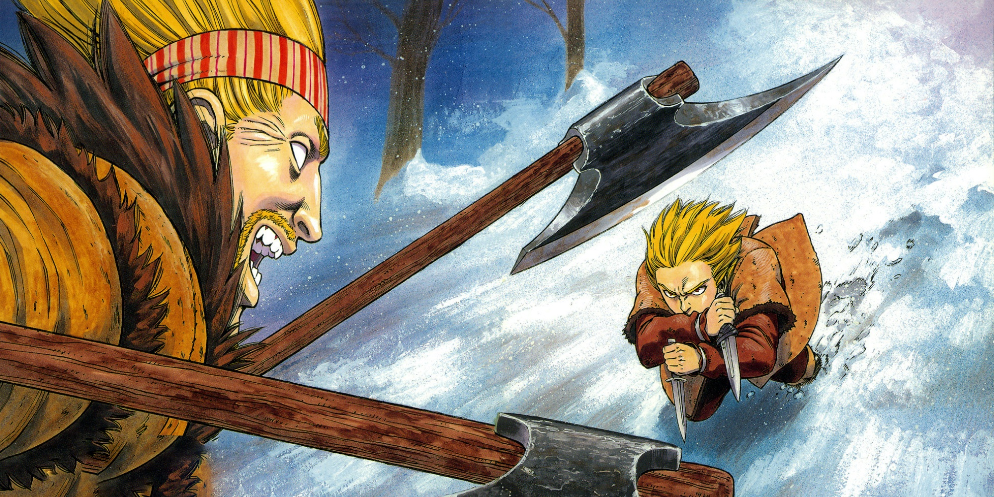 Vinland Saga manga drops to new low, more comics from $1 - 9to5Toys