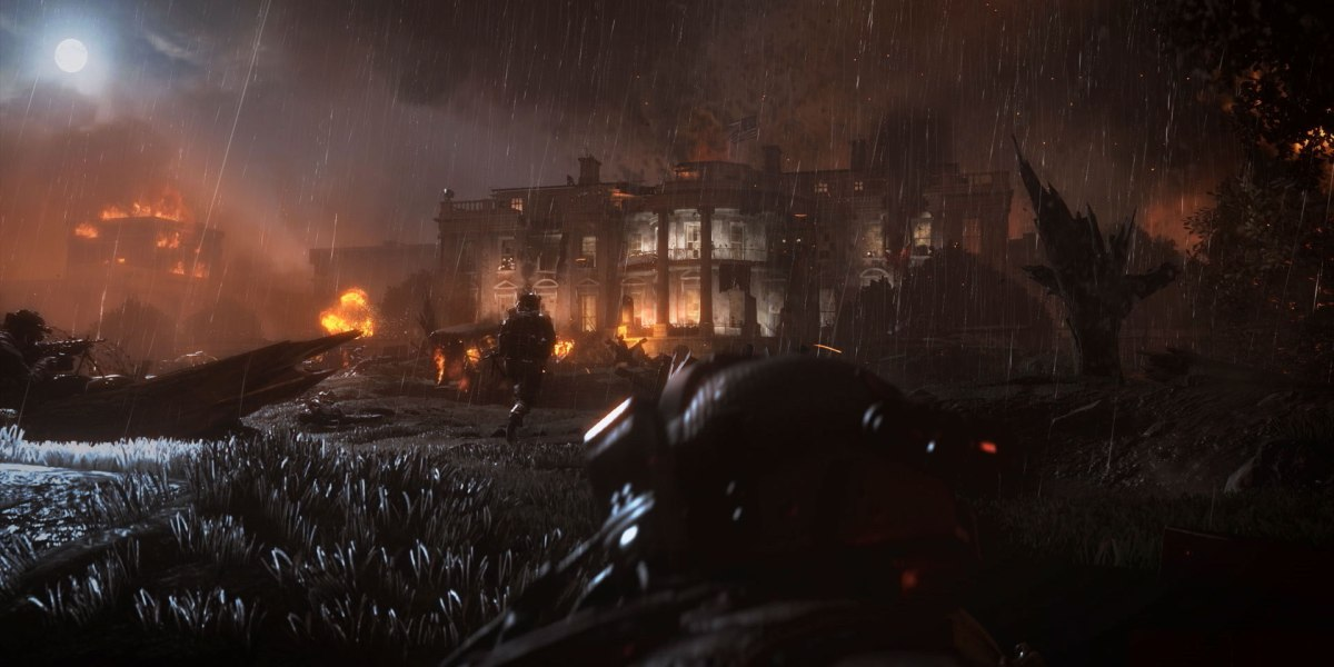 Call Of Duty Modern Warfare 2Remastered