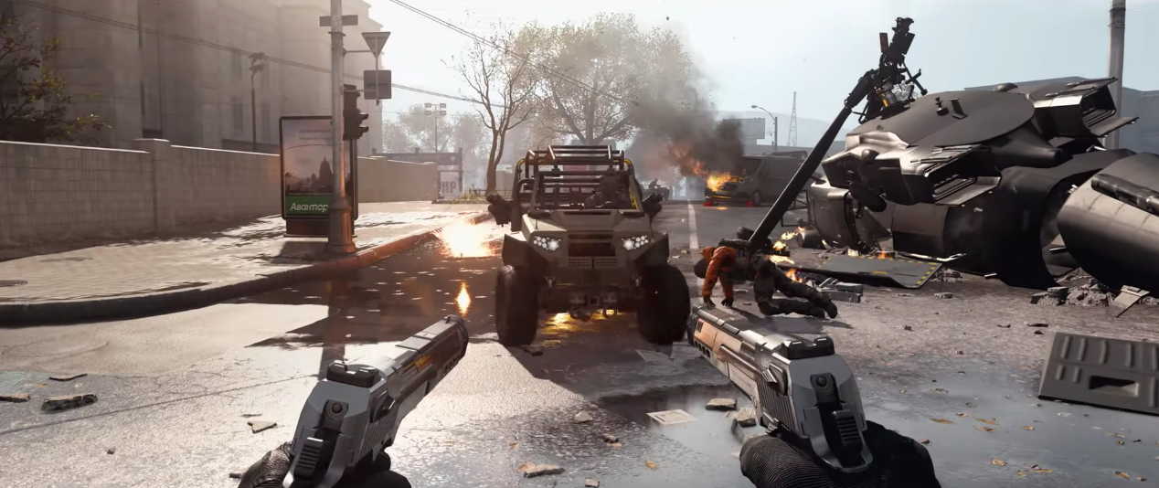 Call of Duty Warzone trailer