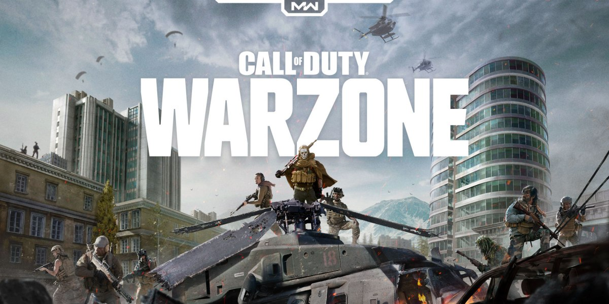 Call of Duty Warzone Combat Pack