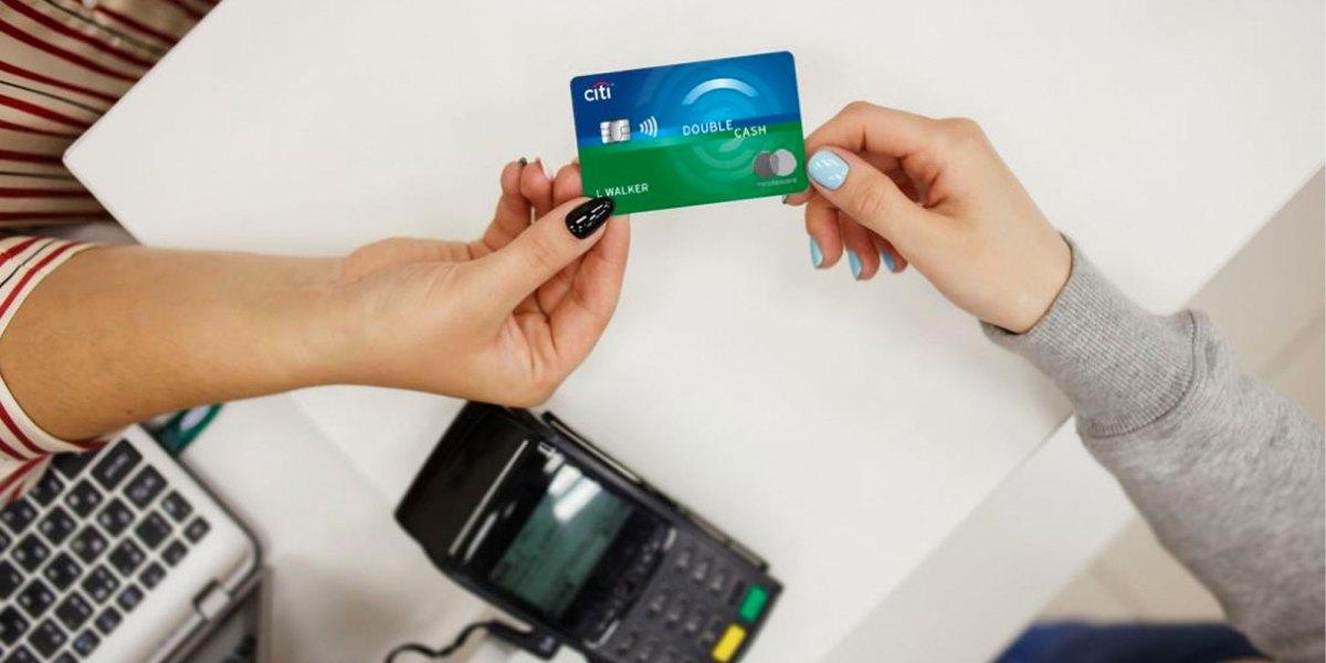 citi double cash back credit card