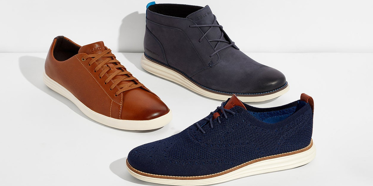 Cole Haan shoes up to 60% off during