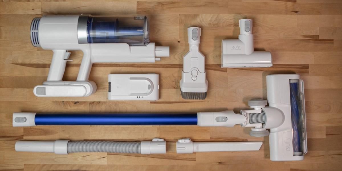 Attachments for Eufy HomeVac S11