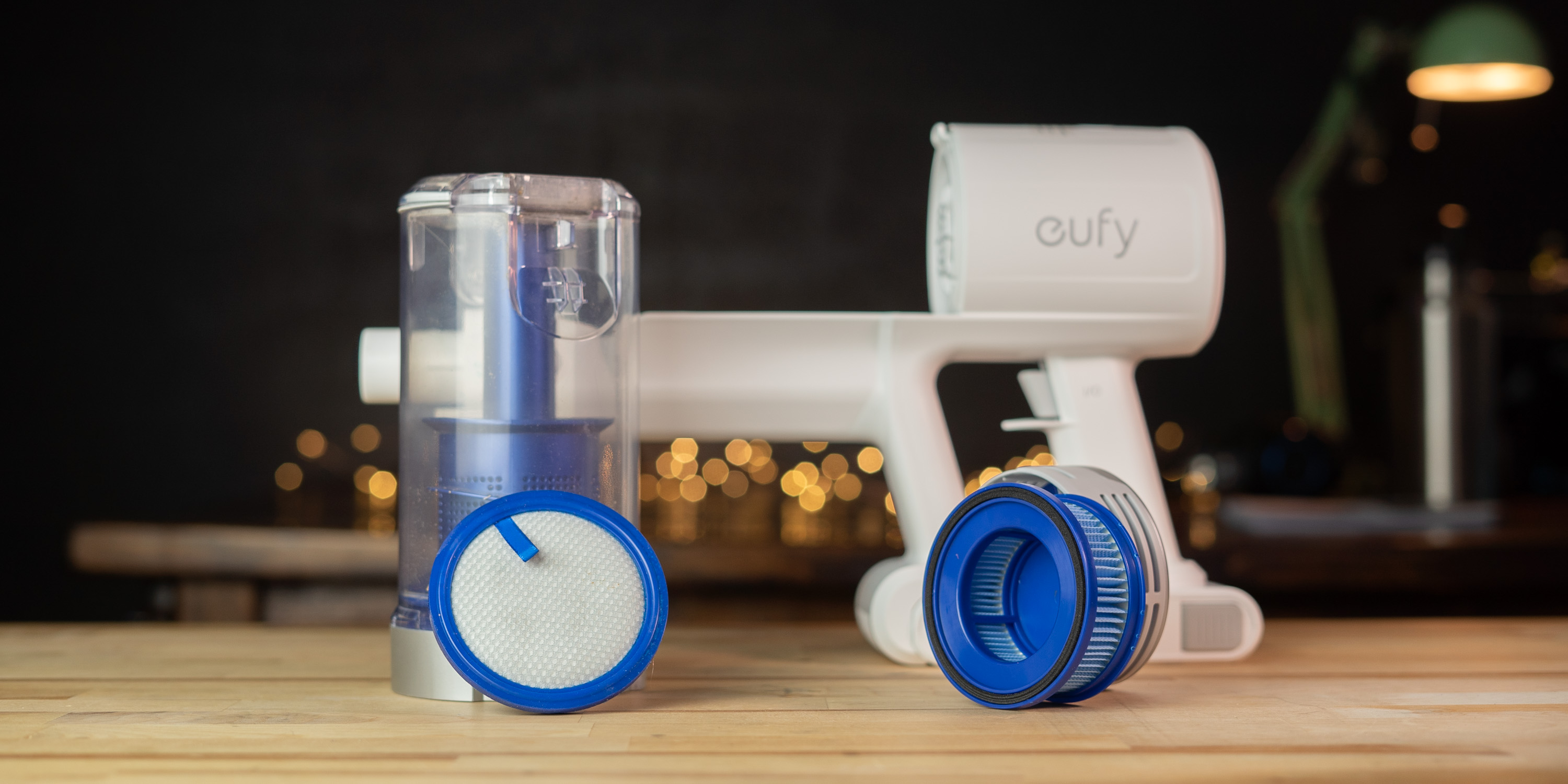 Cleaning the Eufy HomeVac S11