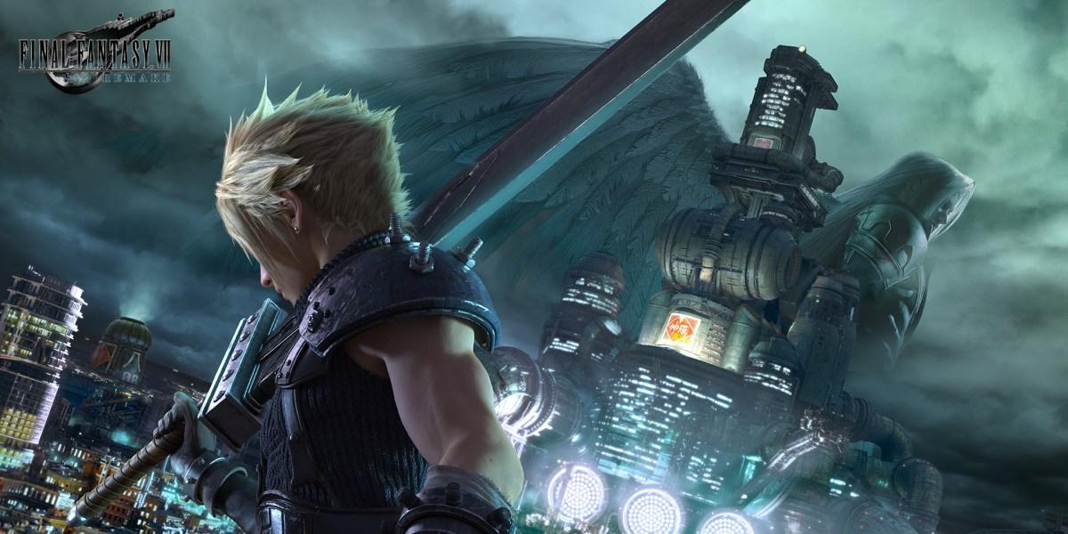 Final Fantasy VII demo remake now FREE