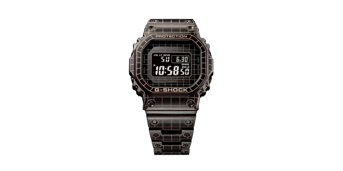 G-Shock Full Metal 5000