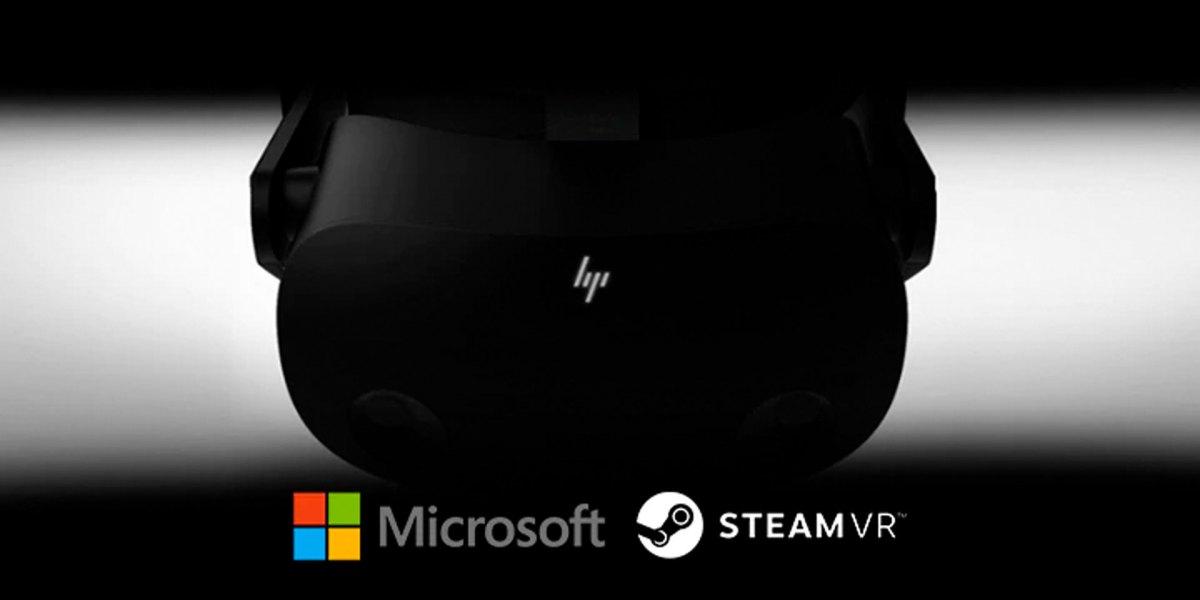 hp virtual reality valve microsoft