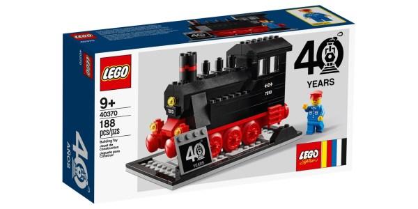 LEGO 40th Anniversary Train