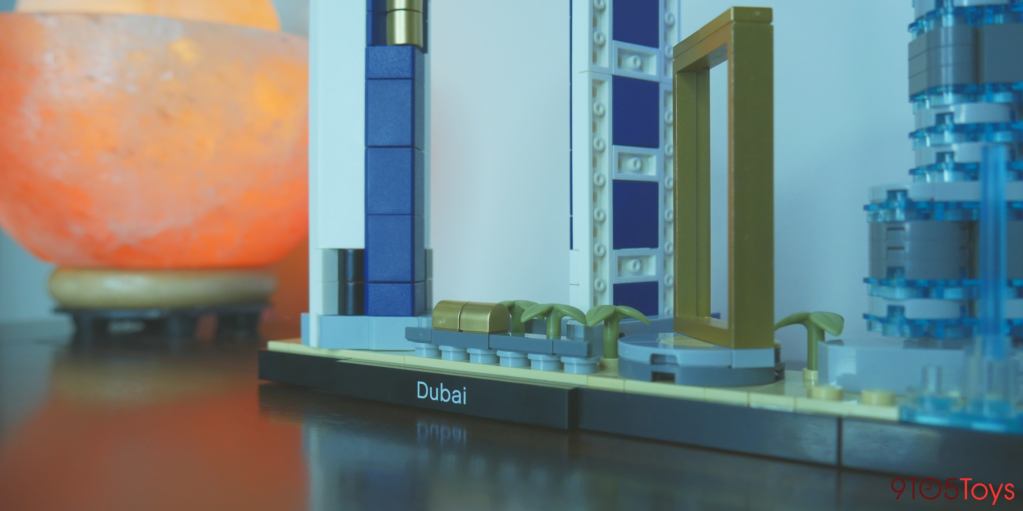 LEGO Dubai Skyline Review
