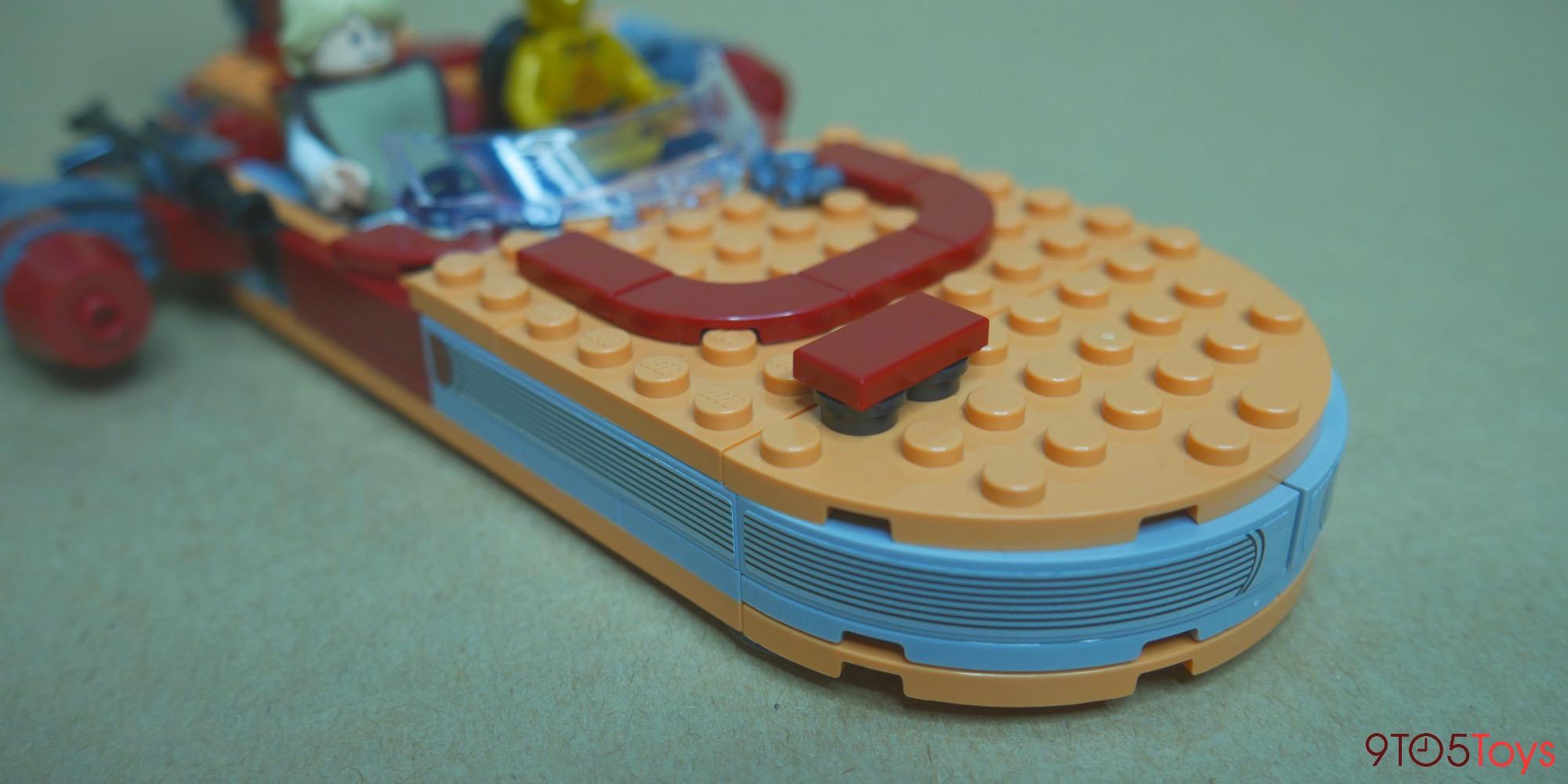 LEGO Star Wars Landspeeder