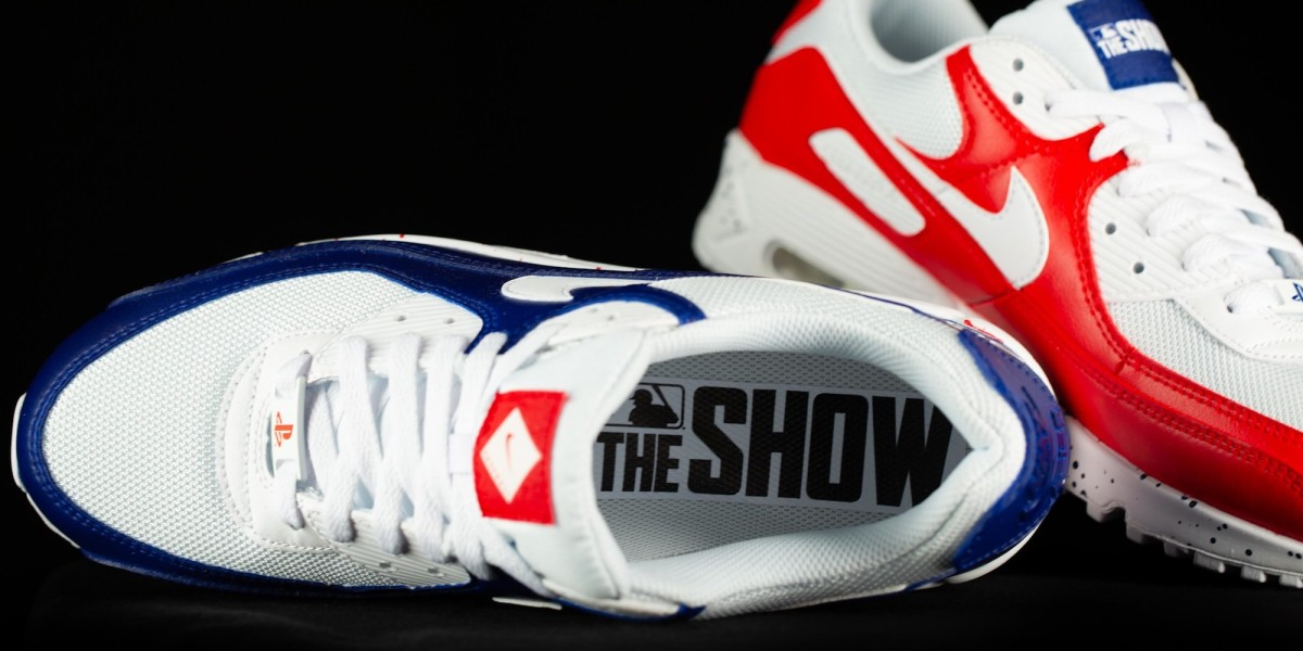 MLB The Show 20 Air Max sneakers