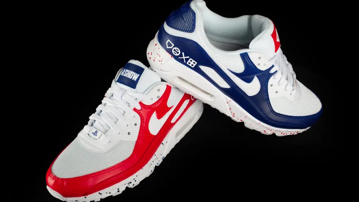 Javy Baez Show 20 Air Max sneakers