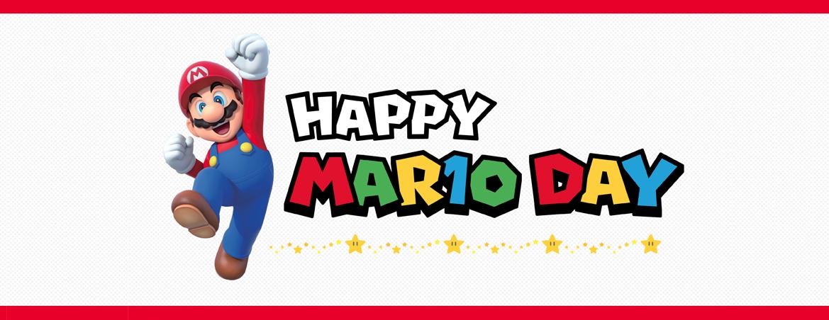 Mario Day 2020 - Mar10 deals