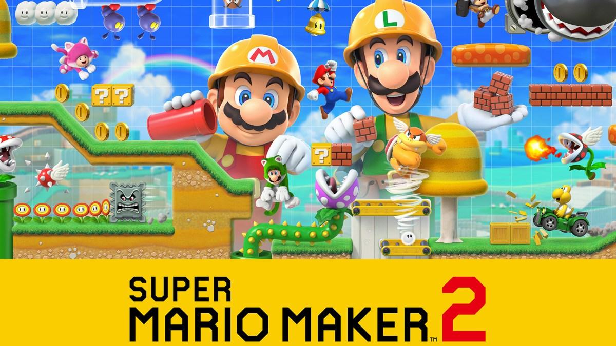 Mario Day deals - Super Mario Maker 2