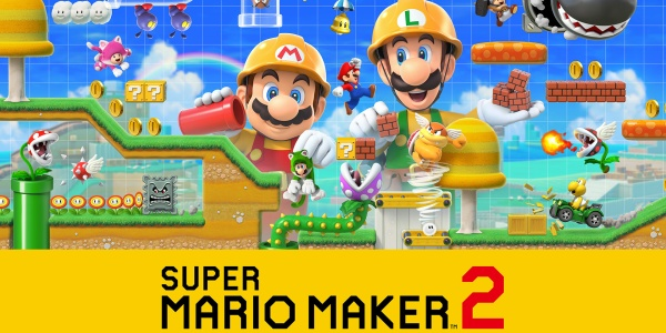 Mario Day deals - Super Mario Maker 2