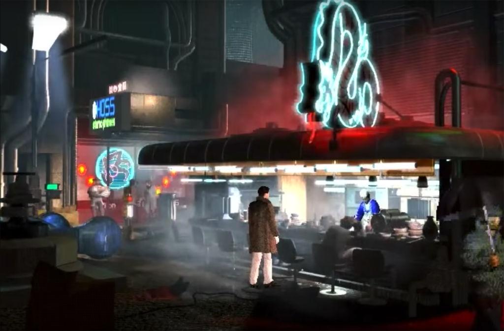 Blade Runner game remaster