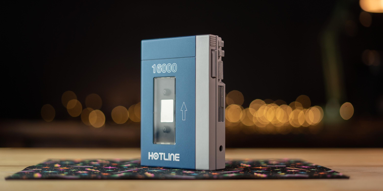 Replitronics Hotline 1600 front