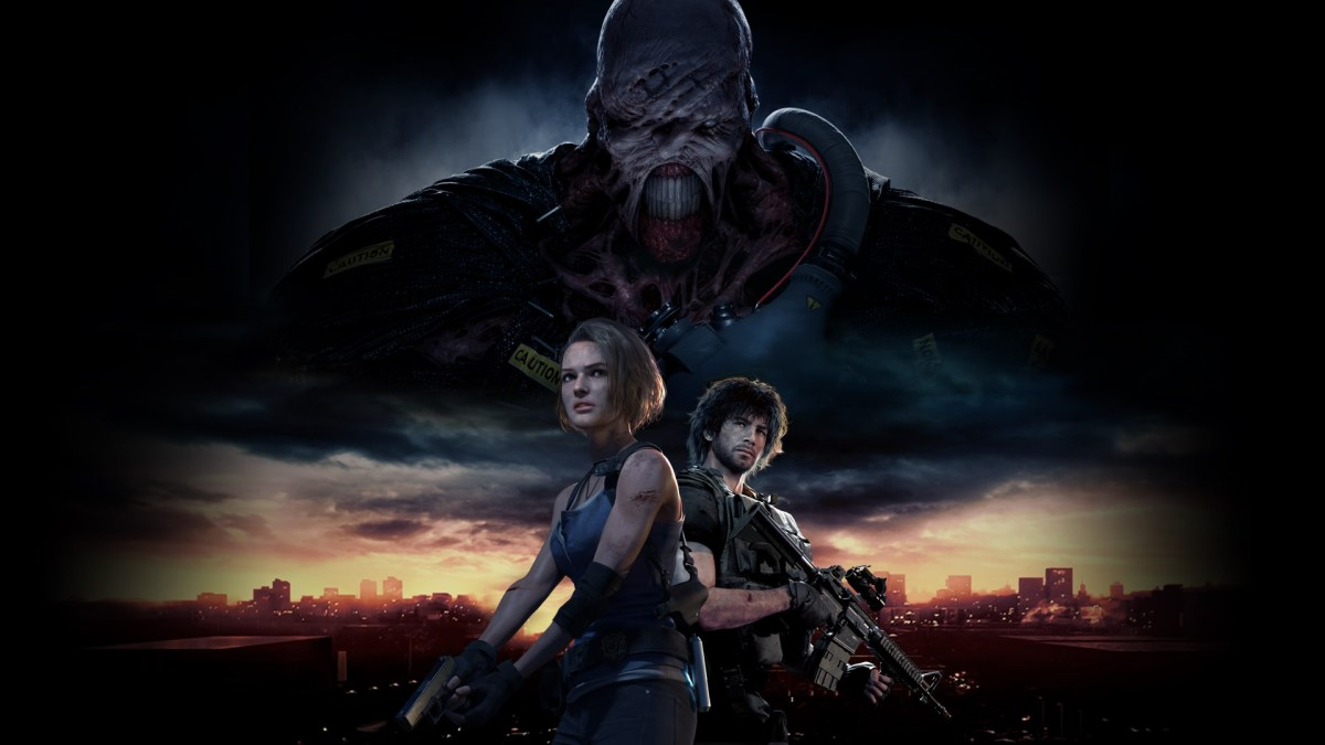 Resident Evil 3 demo now FREE