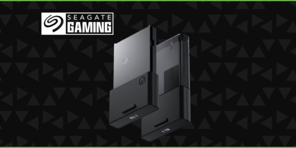 Seagate Storage Expansion Card
