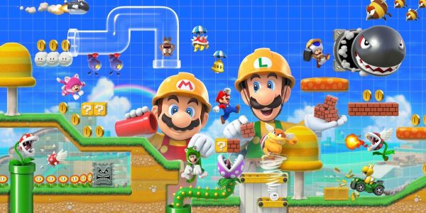 Mario Day 2020 Super Mario Maker 2