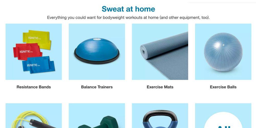 Target Workout