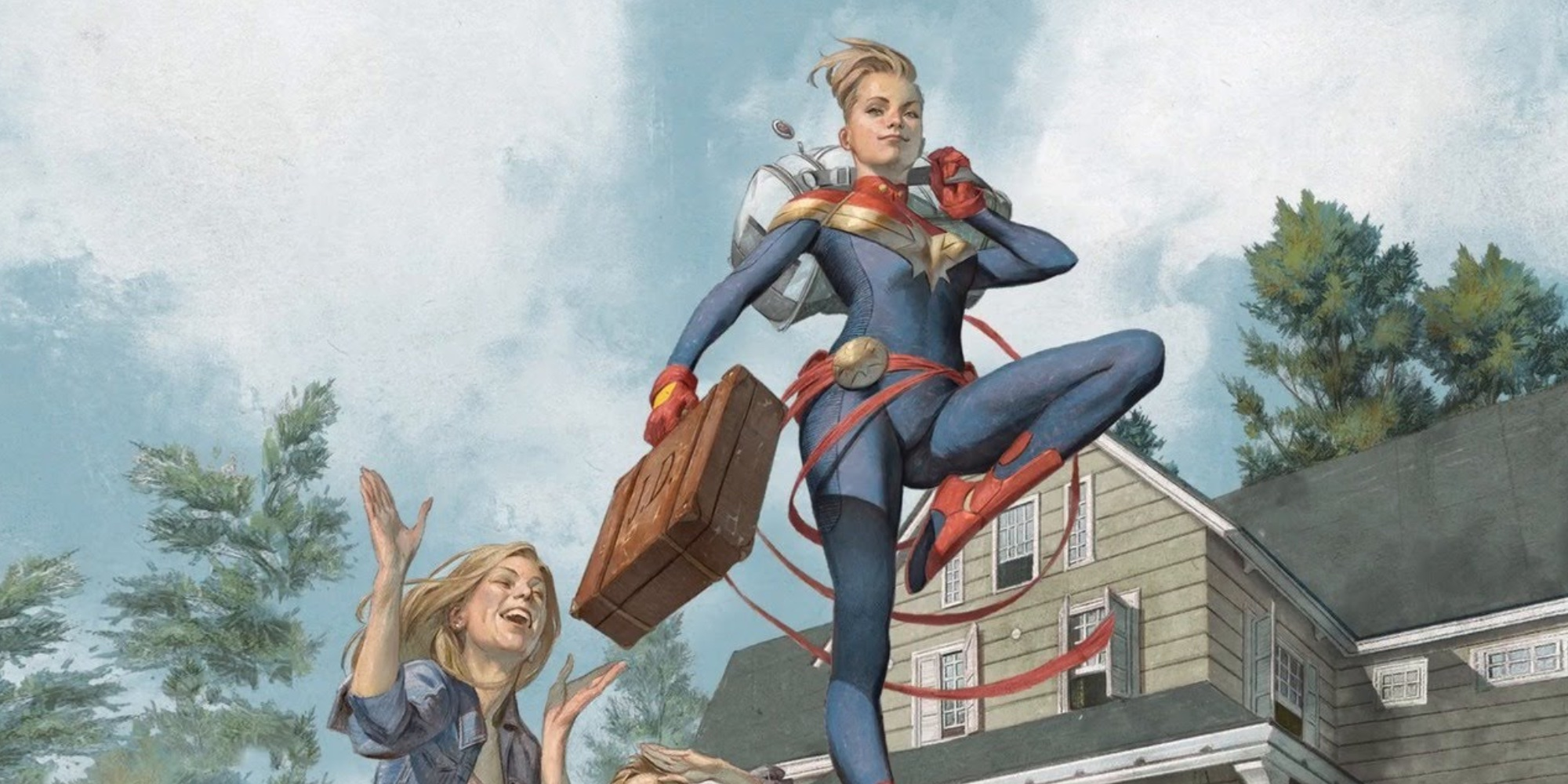 Save up to 67% on Avengers, Captain Marvel, X-Men, and other comics from $1
