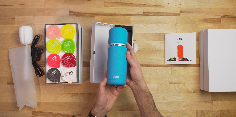Unboxing the Vejo Blender Starter Pack