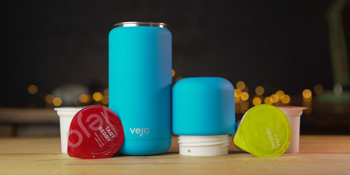 Vejo Blender and pods